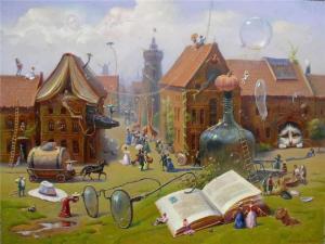 livros cidade sonho