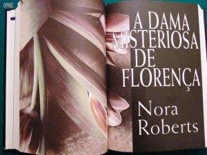A dama misteriosa de florença nora roberts