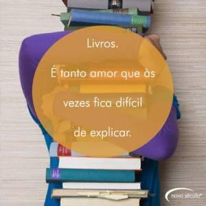 amor a livros