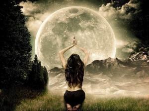 orar pra lua