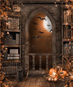books and halloween 1
