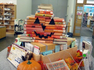 books and halloween 2