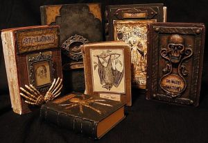 books and halloween 3