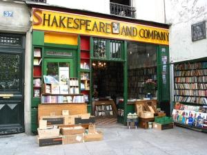 Shakespeare-Co.exterior-da-loja